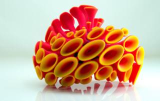 3D print obiect multicolor detaliu calitate superioara