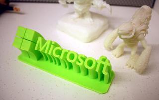 3d print litere extrudate din plastic PLA