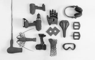 Obiecte printate 3d plastic si nailon SLA si SLS