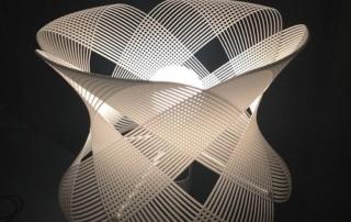 print 3D abajor lampa